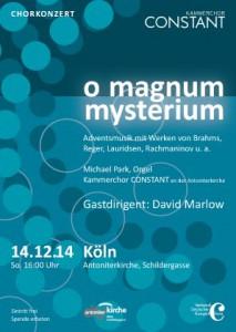 Magnum mysterium.indd